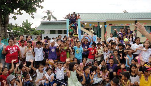 台風ヨランダ支援プロジェクト