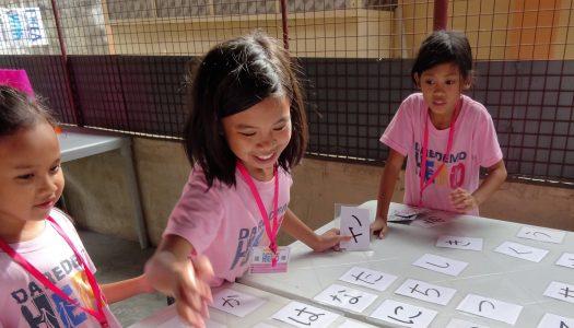 子供たちに日本語を教える、その真の目的とは・・・