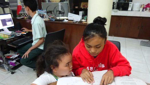 フィリピンの宿題には●●が欠かせない!?