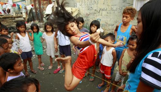 徹底比較!!フィリピンと日本の遊び古今東西