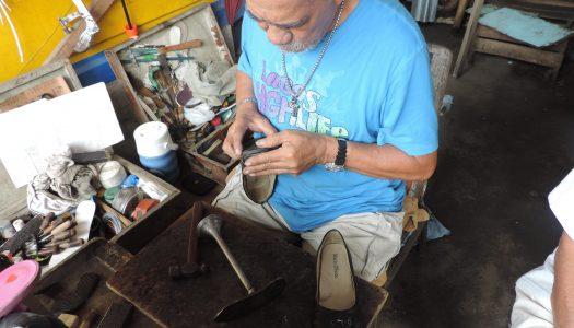 フィリピンでは、なんでも修理できる!?