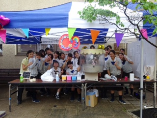 S14綿菓子屋