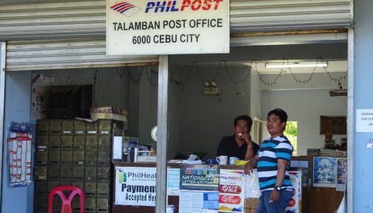 手紙は届きません!?フィリピンの郵便事情