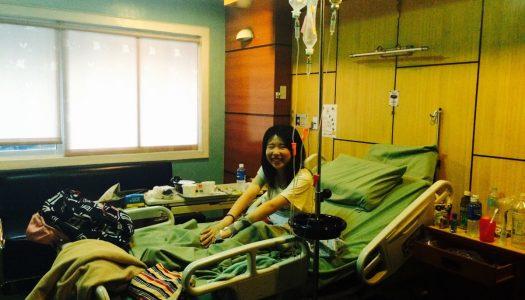Cebu doctor's hospitalに潜入!