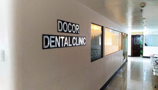 セブで歯医者さんに行ってみました!