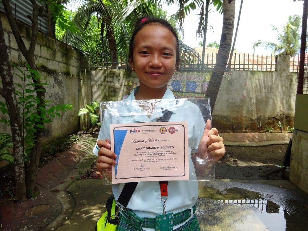 grace certificate