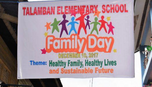 フィリピンの学校行事 Family dayとは?