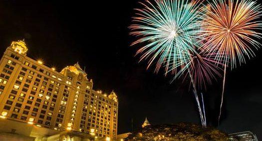 フィリピン流 新年の迎え方