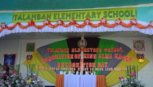 Recognition Day 2018 – タランバン小学校