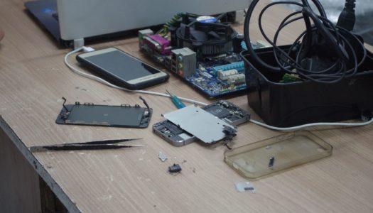 セブでiPhoneとPCのスクリーン修理?!