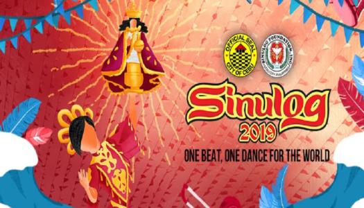 2019年Sinulog(シヌログ)祭り最新情報