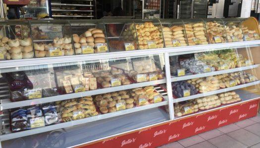 24時間営業のパン屋さん