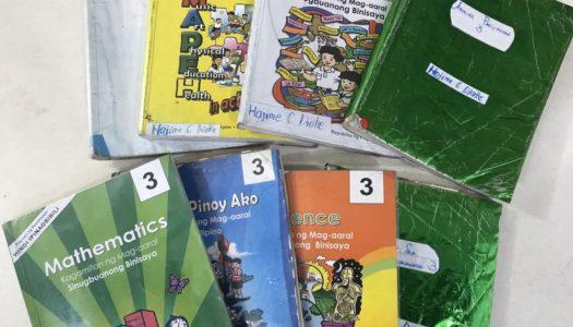 気になる!フィリピンの小学生が使っている教科書って…?