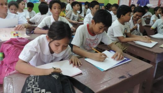 深刻!!フィリピンの教育の質 第二弾