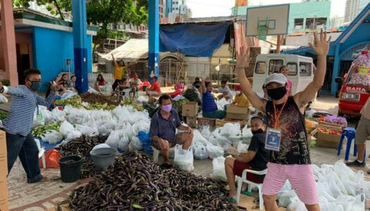 フィリピン人の生きる力~新型コロナウィルス感染症に立ち向かう人々~