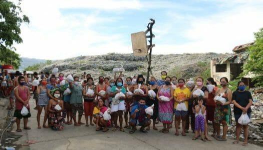 ゴミ山で暮らす人々の今~支援がほとんど届かない地区で暮らす人々~