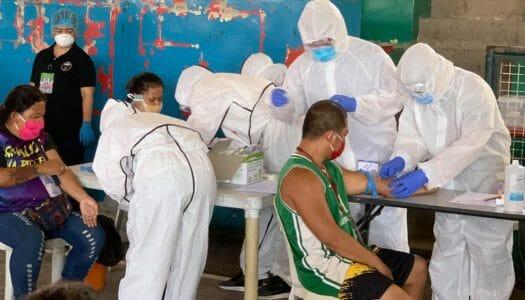 新型コロナウイルス感染症~大規模な抗体検査を実施~
