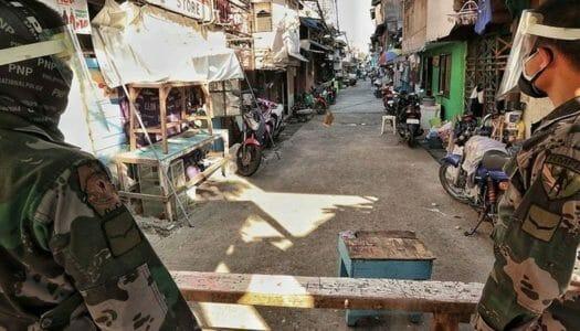 未だに隔離されている貧困層の人々~日常生活が戻りつつあるセブ市で~
