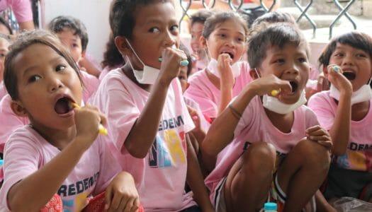 歯磨き教室プロジェクト!